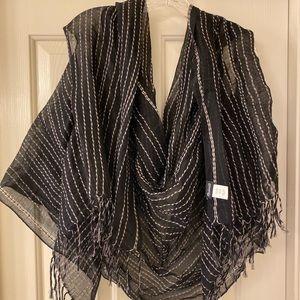 Madewell lightweight scarf